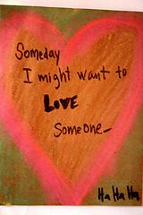 somday someone